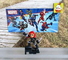 Marvel Heroes VV397 Black Widow + BPZ Ferrero 2020