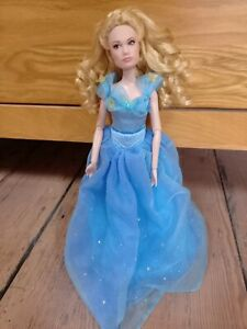 Disney Store Cinderella Doll Live Action Classic Doll
