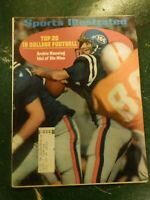 Sept. 14, 1970 -Sports Illustrated Archie Manning Ole Miss-Nice Issue.
