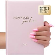 Terminplaner, Terminkalender 2021 A5 für Privat, Nagelstudio, Kosmetik & mehr