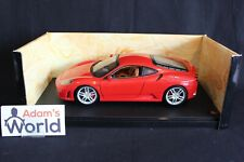 Hot Wheels Ferrari F430 1:18 red (PJBB)