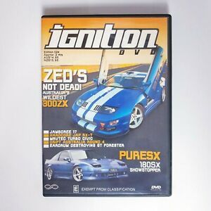 Ignition Zeds Not Dead DVD Region 4 AUS Free Postage - Cars