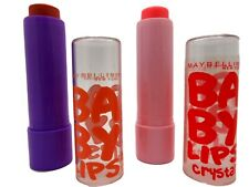 Maybelline Baby Lips Balm Pack of 2