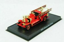 1/43 Scale Atlas 1924 Ahrens Fox USA Fire Truck Car Vehicles Model Toys Collecte