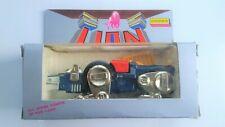 Vintage 1981 Voltron Blue Lion Chogokin Die-cast Import Boxed NEW