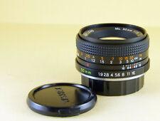 Yashica ML 50mm 1:1,9 - Sony Nex - Yashica FX - Contax