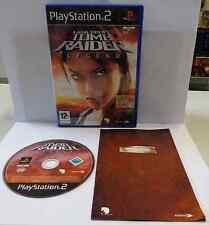 Console Game SONY Playstation 2 PS2 PAL ITALIANO LARA CROFT TOMB RAIDER LEGEND