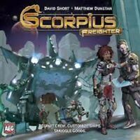 SCORPIUS FREIGHTER BOARD GAME BRAND NEW & SEALED