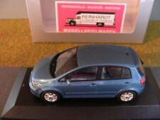 1/43 Minichamps VW Golf Plus 2005 blau-metallic