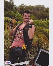 Danny McBride SIGNED 8x10 Photo Cody Tropic Thunder PSA/DNA AUTOGRAPHED