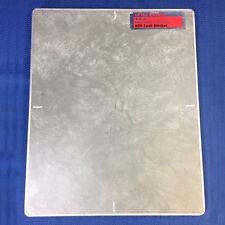 MCIO Rarex-BG Dental X-Ray Intensifying Screen with Lead Blocker Cassette 8 x 10