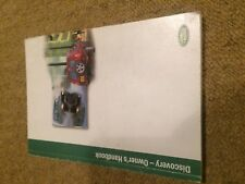 Land Rover Discovery 300 series Owners Handbook 2000 Edition