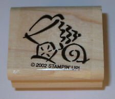 Sea Shells Rubber Stamp Stampin' Up! Sand Dollar Beach Vacation Summer Retired