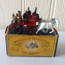matchbox models of yesteryear Y-4 Shand Mason Fire Engine