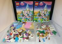 Lego Disney Princess 41055 - Cinderella's Romantic Castle - COMPLETE!