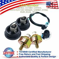 High Energy Knock Sensor Harness Pair for Chevrolet GMC Sierra 5.3L 6.0L 917-033