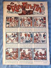 Rin Tin Tin num.49 Editorial Marco 10 cts. 1928