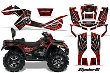 CAN-AM OUTLANDER MAX 500 650 800R GRAPHICS KIT CREATORX DECALS STICKERS SXRB