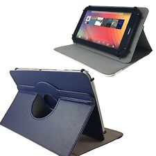 Bolso tablet para ainol novo 10 Hero funda estuche azul 10.1 pulgadas 360