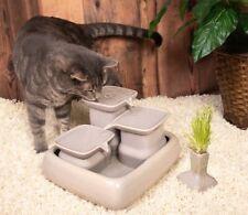Miaustore ceramic cat water fountain