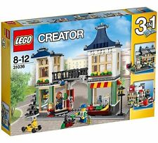 LEGO® Creator 31036 Spielzeug- & Lebensmittelgeschäft NEU NEW OVP MISB
