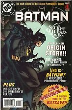 Batman '97 Secret Files and Origins 1 VF A4