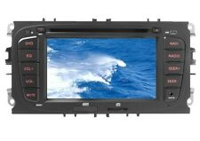 "Ford Media Station Led digital panel 7"" Bluetooth GPS module built-in"