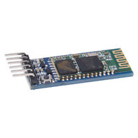 Wireless Seriell 6 Pin Bluetooth RF Sendeempfaenger Modul HC-05 RS232 Mit R D4B5