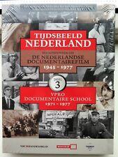 Tijdsbeeld Nederland 3 (DVD box) nieuw in seal
