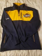 ADIDAS Cleveland Cavaliers size XL Zip Up Jacket NBA excellent condition