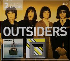 Outsiders-same + CQ double cd in slipcase Dutch psych