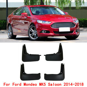 OEM Set Splash Guards Mud Guards Mud Flaps For Ford Mondeo MK5 Saloon 2014-2018