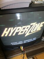 HYPER ZONE - Super Nintendo, SNES Game, HyperZone
