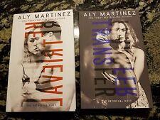 The Retrieval Duet: Retrieval and Transfer by Aly Martinez (2016, Paperback)