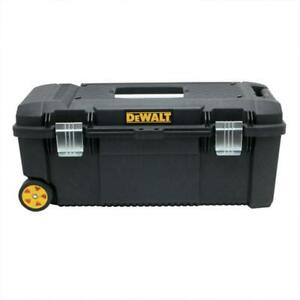 DeWALT DWST28100 28 Inch Structural Foam Portable Telescopic Handle Tool Box