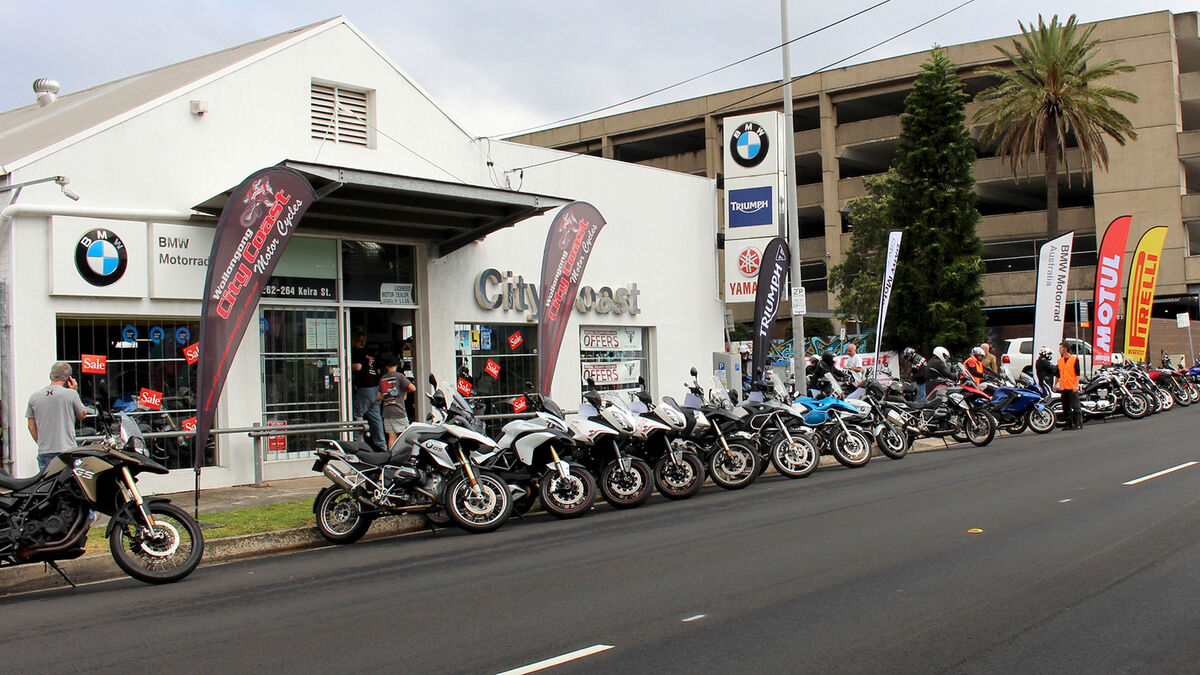 City Coast Motorcycles