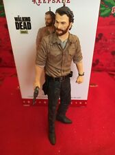 The Walking Dead Rick Grimes Christmas Hallmark Keepsake Ornament New IB