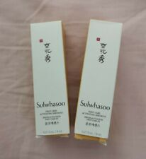 2 x Sulwhasoo First Care Activating Serum 0.27oz/8ml Travel Size New in Box