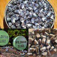 Wildman Slugs .177/4.5mm **13gr**Dish Based – HP (100ct) Sub12/FAC Free P&P L545