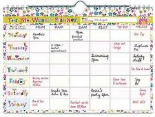 Big Weekly Planner Pad - Hanging Planner - Gift for Women -Present for busy Mums