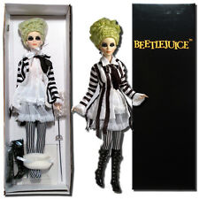 Tonner Tim Burton's Beetlejuice - Ms. Beetlejuice 16-Inch Collector Doll -LE 500