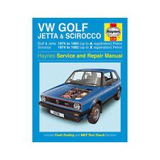 Volkswagen 1974 Car Service & Repair Manuals