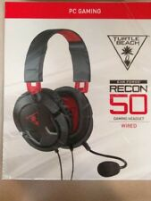 Brand New Turtle Beach Ear Force Recon 50 Stereo Gaming Headset Headphones NIB