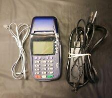 VeriFone Vx570 Credit Card Terminal Vx 570 Omni 5750 M257-553-02-Na1