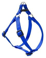 """Lupine Dog Step-In Harness 1/2"""" BLUE 12""""-18"""" Nylon Adjustable New USA"""