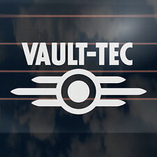 Vault Tec Sticker 160mm fallout ps4 xbox car window decal