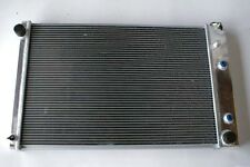2 ROW Performance Aluminum Radiator fit for 1981-1991 CHEVY GMC PICKUP NEW
