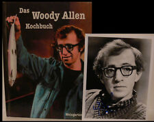 Woody Allen Hollywood BOOK ORIG. SIGNED Signée Autograph signature autographe