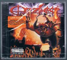 OZZYFEST OZZY OSBOURNE CD F.C.  SIGILLATO!!!
