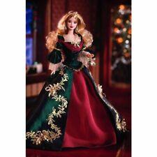 * Superbe * Barbie Collection Holiday Treasures * Collectors club * NEUVE *